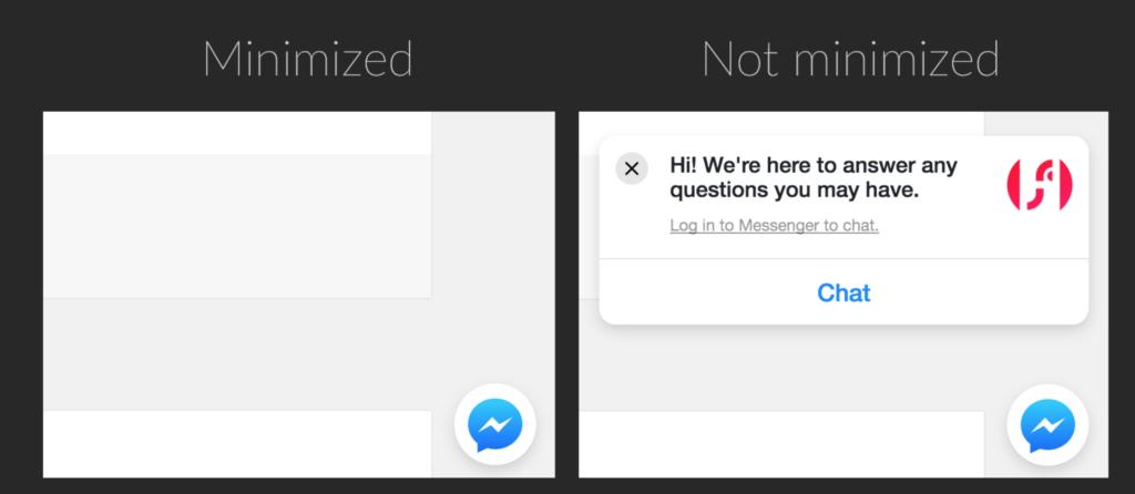 Plugin Facebook WordPress Customer Chat